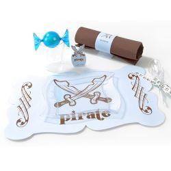 Set de table Pirate X6
