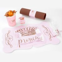 Set de table Princesse X6