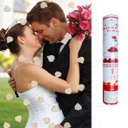 Canon à Pétales mariage