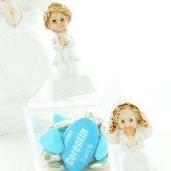 Figurine communion fille et garçon - 5cm