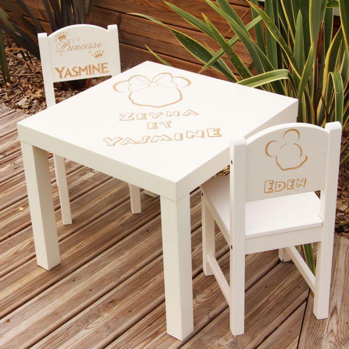 table ou bureau enfant original et personnalis e. Black Bedroom Furniture Sets. Home Design Ideas