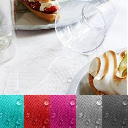 Nappe Spunbond waterproof effet tissu