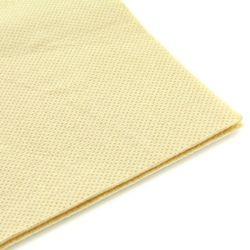 Serviette papier coloris Kraft 38x38cm (40 pièces)