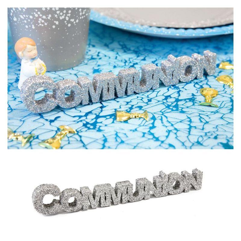 """Petit centre de table """" Communion """""""