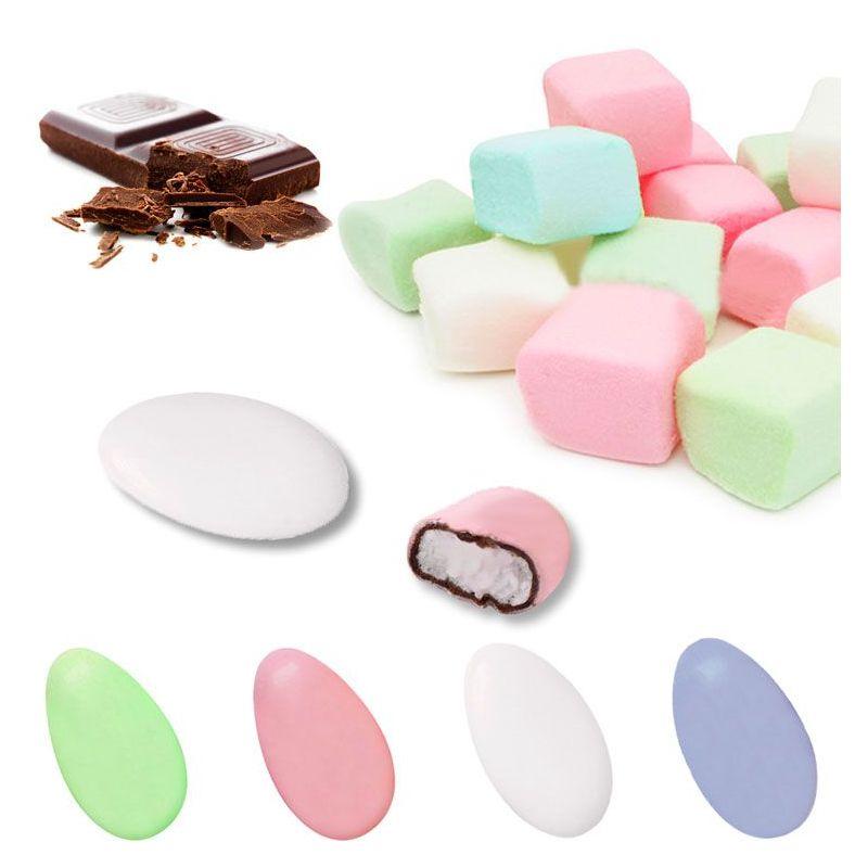 Dragées Marshmallow