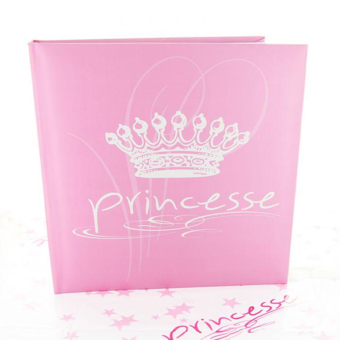 livre d 39 or bapteme pas cher princesse. Black Bedroom Furniture Sets. Home Design Ideas