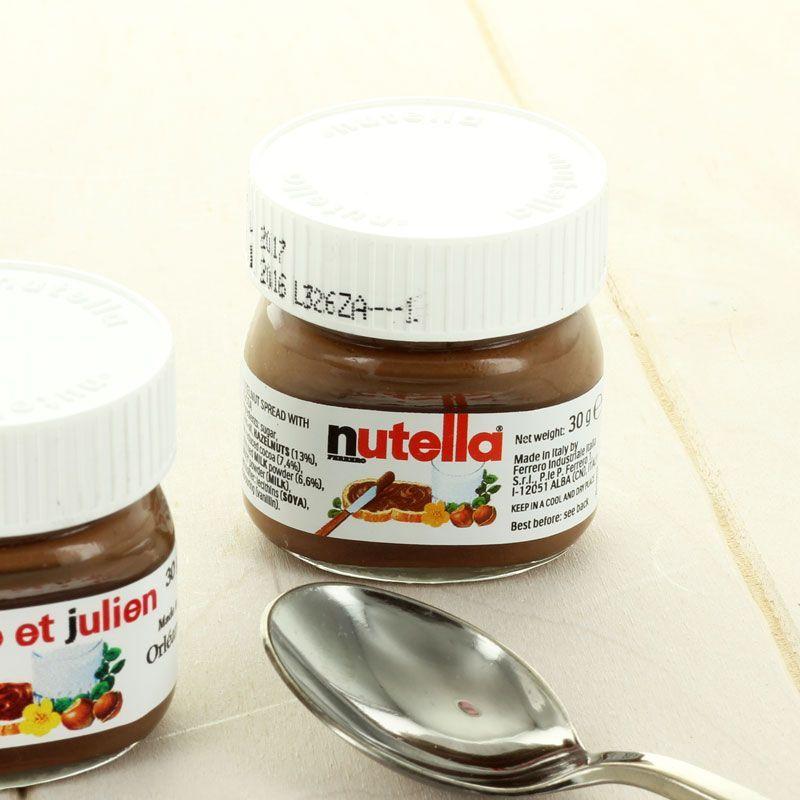 Mini pot de NUTELLA® 25g
