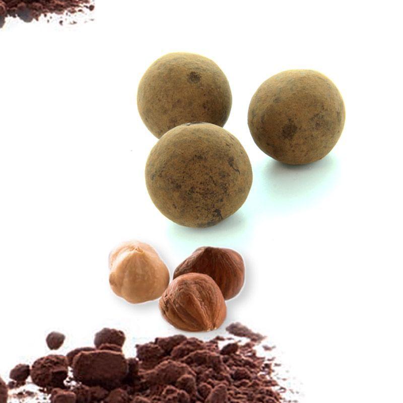 Dragées chocolat Cœur de Noisette Assorti