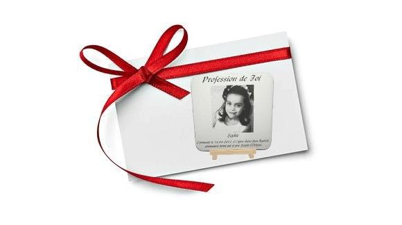 Idée de cadeau pour enfant lors de sa première communion