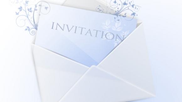 ORGANISATION DU MARIAGE : L'importance des faire-part